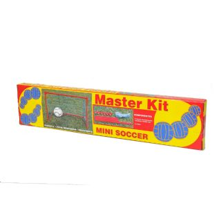 KIT MINI SOCCER 2 TRAVES 0,80 X 0,50 C/ REDES